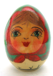 Winter Maiden's Twin Sister Easter Egg front view