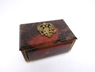 Red Jasper Eagle Box - IRAA