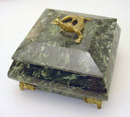 Malachite Queen Box - IRAA