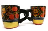 Khokhloma Cups