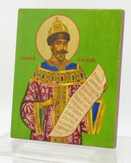 Holy Martyr Tsar Nicholas Icon