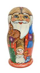Sergiev Posad Fancy Santa Claus