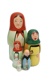 Matryoshka Doll from Poland