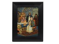 Boris Godunov [Zvorykin] Russian Masterpiece Painting