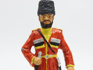 Russian Imperial Guard Cossack 1910 Hand Painted Toy Soldier