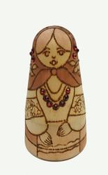 Pin Cushion Doll