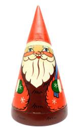 Santa Cone Shape Matryoshka Doll