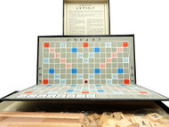 Russian Scrabble Game from the 1960s