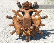 Extraordinary Double Headed Eagle