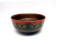 Khokhloma Bowl in Fine Vintage Condition