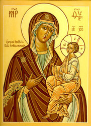 The Mother of God Jerusalem
