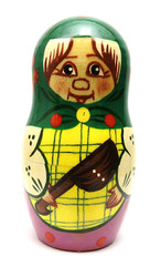 Kitchen Matryoshka Doll