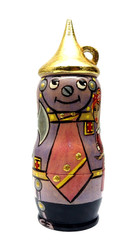 The Tin Man (Wizard of Oz) Matryoshka Dolls