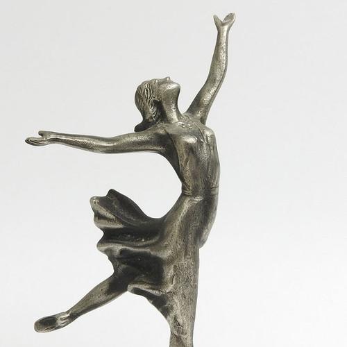 Maria Ballet Figure Kasli Iron Works