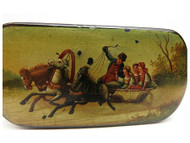 Summer Troika Snuffbox circa 1850