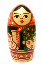 "Ukrainian ""Conical""  Matryoshka"