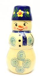 Kirov Snowman Shaker