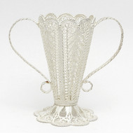 Russian Filigree Loving Cup Mini Trophy