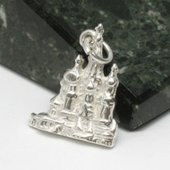 St. Basil Sterling Silver Charm