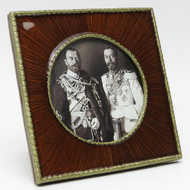 HIH Nicholas II and HRH George V