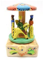 Fedoseevo Toy Carousel