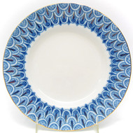 Forget-me-not Dessert Plate