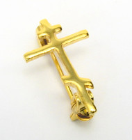 Russian Orthodox Cross Pin