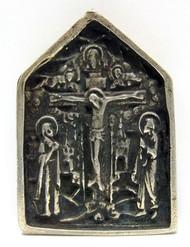 Small Silver Icon