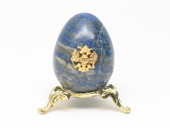 Imperial Russian Eagle Egg *Blue/Gold