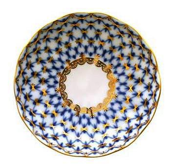 Cobalt Net Small Jam Dish