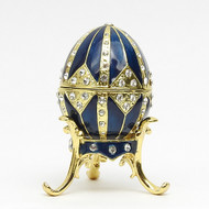 Mini Romanov Royal Blue Egg Box