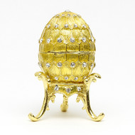Mini Romanov Gold Egg Box