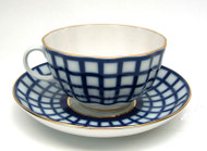 Quatro Cup and Saucer