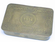 Princess Mary 1914 Christmas Tin