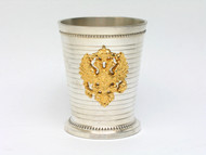 Charka Tumbler with Russian Eagle
