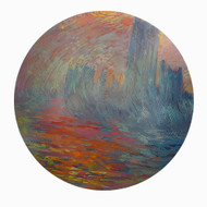 Evening Skyline [Claude Monet]