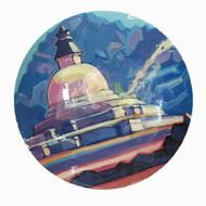 Nicholas Roerich *Temple in Tibet