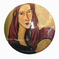 Amedeo Modigliani *Jeanne Hebuterne