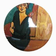 Amedeo Modigliani *Woman in Hat