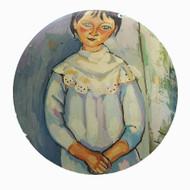 Amedeo Modigliani *Little Girl in Blue