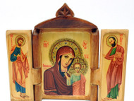 Kazan Mother of God Triptych