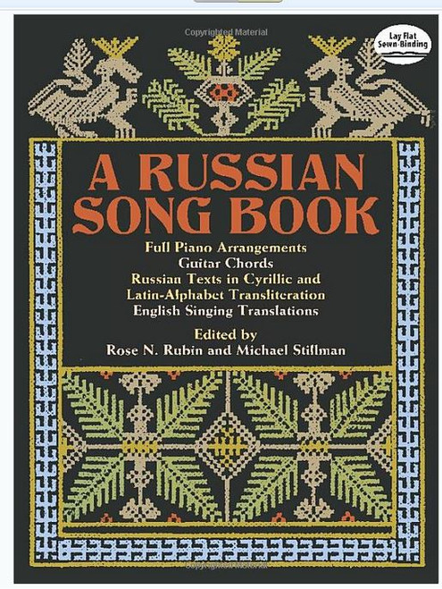 Song book, paperback with Lie Flat Binding
