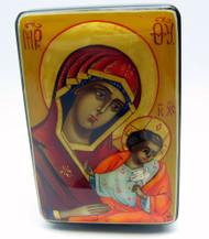 Icon box of the Golubitsky Icon