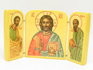 Saints Peter and Paul Triptych Icon