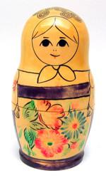 10-nest Kirov Matryoshka Doll