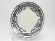 Kuznetsov Porcelain Soup Bowl c. 1900