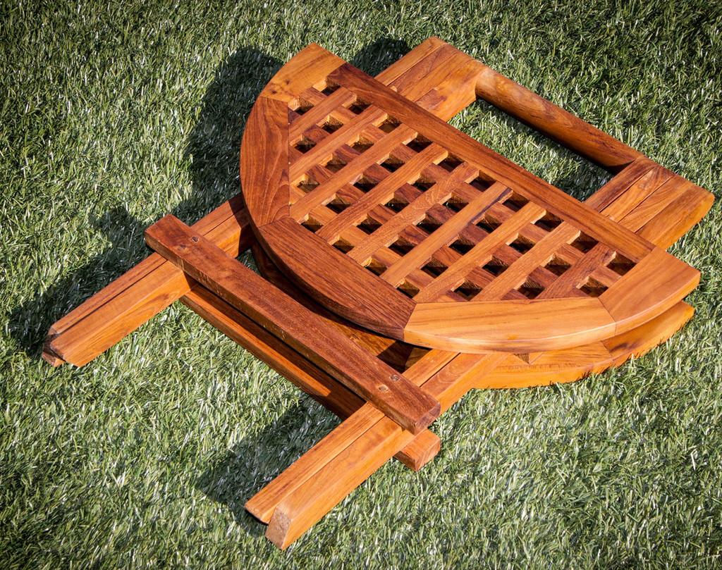 SeaTeak Foldable Deck Tables