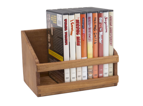 SeaTeak CD/DVD Rack