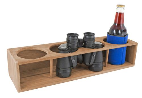Buy Drink-Insulated Four/Binocular Rack w/Pedestal Clamps
