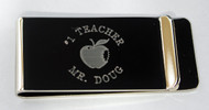 Teacher Money Clip